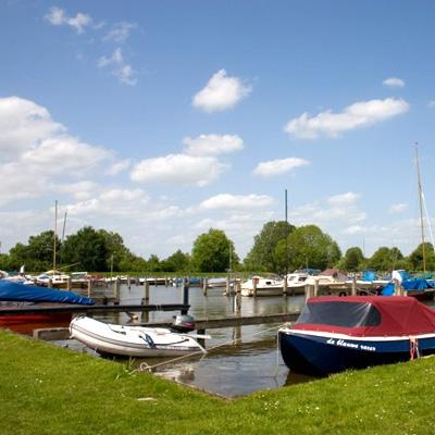 Kampeerterrein-Jachthaven 'Meerwijck'